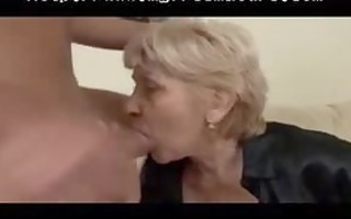 meaty older in nylons bonks aged aged porn granny