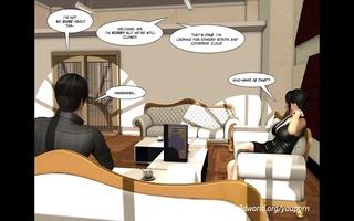 0d comic: vox populi. episode 10
