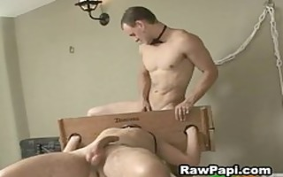 cute and juvenile homo latin sexy wazoo fucking