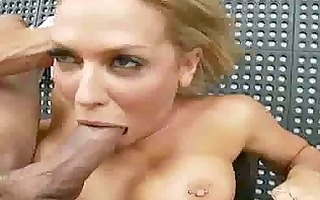 stacked golden-haired d like to fuck is a oral