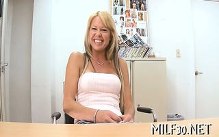 hardcore doggy style for milf