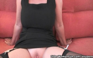 chic grandma fun acquires fingered unfathomable