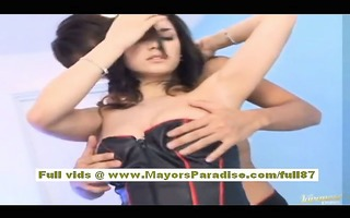 maria ozawa hot chinese model is getting a hard