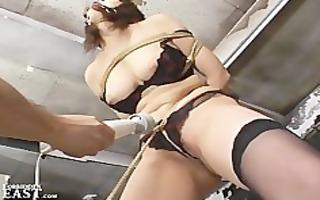 uncensored non-professional japanese bondage sex