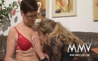 mmv films pierced aged wife receives pounder