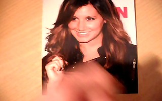 ashley tisdale cumtribute #9