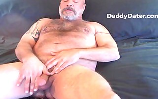stripped daddybear jacks off a large load then