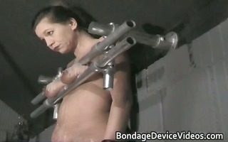horny hot body wench receives extreme part3