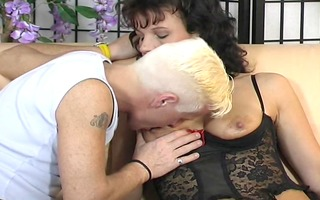 pierced mature german receives pounded - inferno
