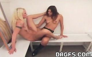 real lesbo undressed