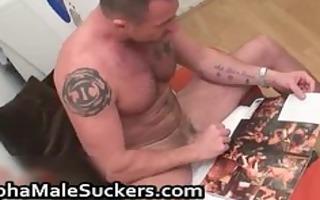 bizarre hardcore homosexual fucking and engulfing