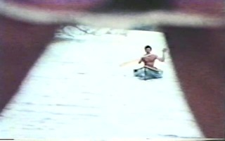 vintage footage of boys fucking on a boat - blue