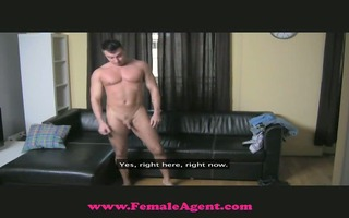 femaleagent - ballsy casting boy acquires
