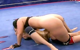 european cuties in hawt lesbo wrestling