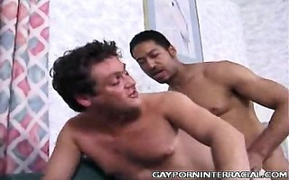 white homosexual interracial anal