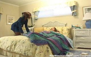 sensual black lesbo sex movie scene