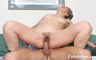 granny anal pumping spunk fountain from behind