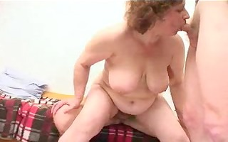 russian aged with 2 lads 637