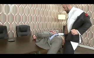 suit sex: wow youre a big guy