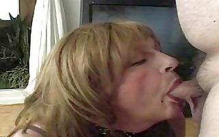 older crossdresser blowjobs