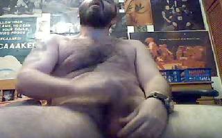 large dad bear jock