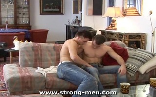 muscle pair fucking