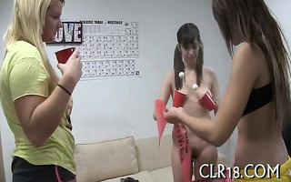 obese rod enters her holes