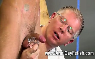 gay porn mark is such a stunning youthful man,