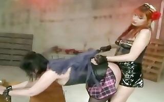 dominate spank then acquire