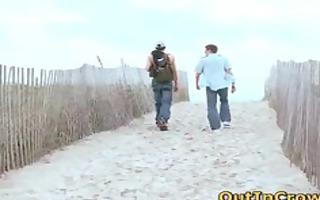 youthful men having outdoor homosexual sex part1