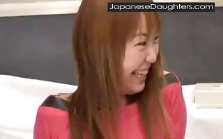 blond japanese daughter anal humiliated