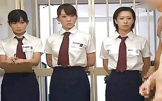 japanese av model in a urinate movie scene