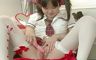juvenile oriental legal age teenager discovering
