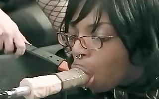 interracial lesbian femdom domination