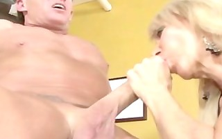 mama and daughter fuck in three-some
