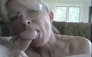 wife and spouse having some blowjob joy