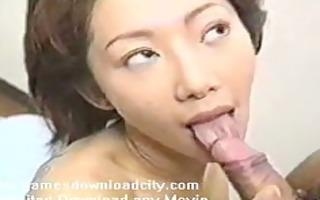 sexy gal - engulf penis