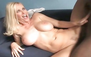 large titted tabitha fucked by a hung darksome