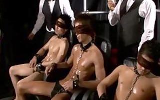 sex slaves auction