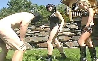extraordinary mistress babes perverted balls