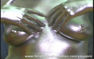 large silver playgirl jennifer