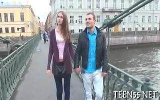 legal age teenager doxy finds a big jock