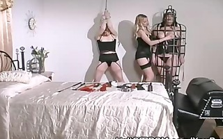 hawt bdsm and femdom act