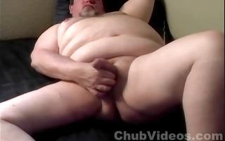 daddy hung fat bear