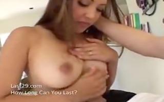 hawt oriental ayana takes a huge load of cum