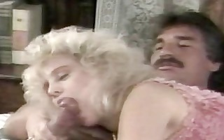 barbi dahl retro golden-haired sweetheart fucking