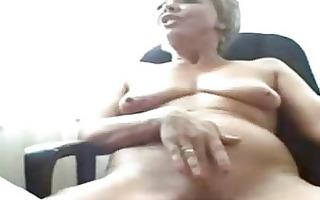 concupiscent granny on livecam