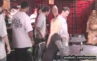 maya hills and niya yu gangbang by anabolic