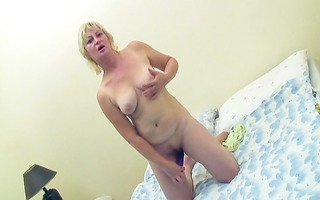 slutty oldtimer can not receive sufficiently sex