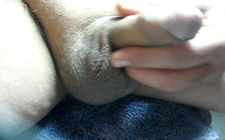 74 yr old older man close cum #110